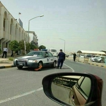 People in Dubai take Fuck the Police seriously