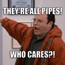 People say that people who pee in the shower are gross I agree with Costanza