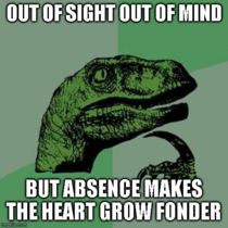 Philosoraptor contemplates the old memes resurgence