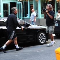 Pic #1 - An Alec Baldwin run-in with paparazzi told in  pictures
