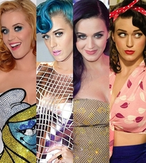 Pic #1 - An in-depth examination of Katy Perrys boobs