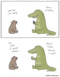 Pic #1 - Animal encounters guaranteed to cheer you up By Liz Climo
