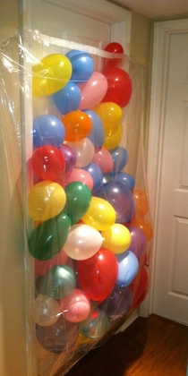 Pic #1 - balloon avalanche
