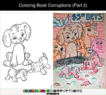 Pic #1 - Coloring book corruptions Part