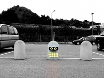Pic #1 - Creative and Funny Street Art from OakoAk