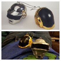 Pic #1 - Daft Punk Ornaments