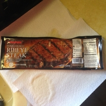 Pic #1 - Dollar Store Steak