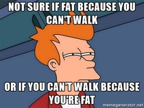 Pic #1 - Every time I see an obese person on a scooter