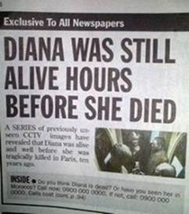 Pic #1 - Funny Newspaper Headlines