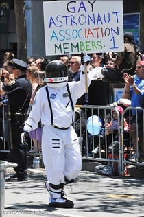 Pic #1 - Gay Astronaut Association