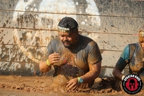 Pic #1 - Guy makes mistake of posting his Spartan Race photos on Facebook where his hundreds of digital artist friends are waiting - hilarity ensues