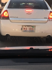 Pic #1 - I drove behind a supervillain today