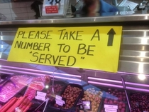 Pic #1 - I found a blog of unnecessary quotation marks These are some of my favorites