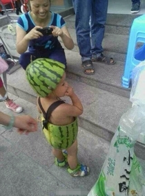 Pic #1 - I see your good guy watermelon hat citizen and raise you