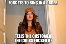 Pic #1 - If you work in food service please dont do this