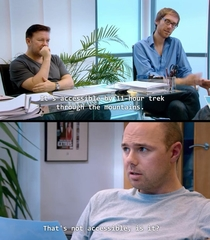 Pic #1 - Karl Pilkington everybody