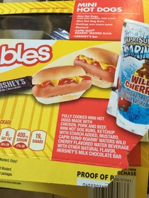 Pic #1 - Lunchables Mini Hot Dogs