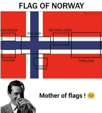 Pic #1 - mother of flags