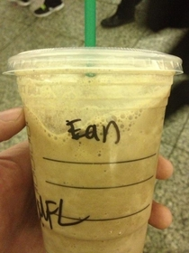 Pic #1 - My Name is Ian and I Hate Starbucks