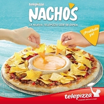Pic #1 - Nacho Pizza