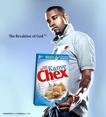 Pic #1 - Oh rappers and their cereal endorsments