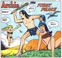 Pic #1 - Out of context Archie Comics
