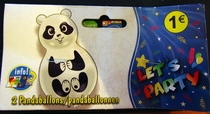 Pic #1 - Panda Balloon
