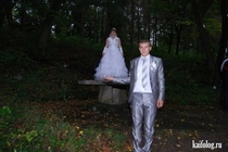 Pic #1 - Russian wedding photos