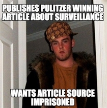 Pic #1 - Scumbag Washington Post