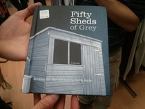 Pic #1 -  Sheds of Grey