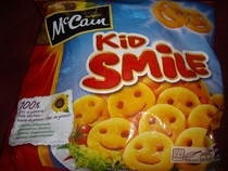Pic #1 - Smiley Face Potatoes