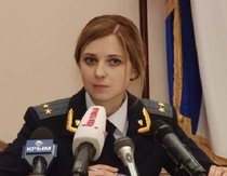 Pic #1 - So Ukraine put a cute girl in charge of Attorney General Natalia Poklonskaya and Japanese Pixv artists lost their shit over her cuteness and went to town drawing images of her apparently