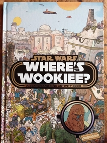 Pic #1 - Suspicious as fuck Wookie