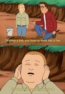 Pic #1 - The inexpressible intelligence of Bobby Hill