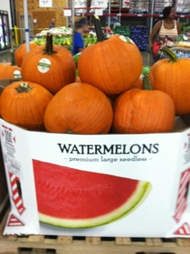 Pic #1 - These are some interesting watermelons