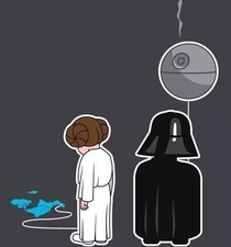 Pic #1 - This is Funny for Alderaan reasons