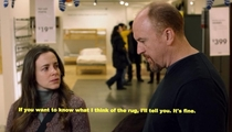 Pic #1 - This is why I want Louis CK to come with us to IKEA