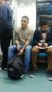 Pic #1 - Turkish man looks remarkably like George Clooney