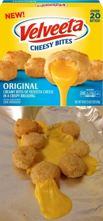 Pic #1 - Velveeta Cheesy Bites I followed the instructions exactly