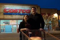 Pic #1 - We got our engagement photos taken at Costco