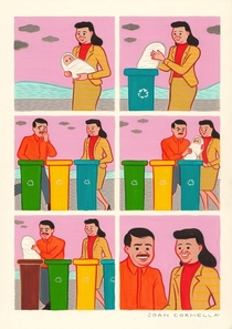 Pic #1 - We havent seen any Joan Cornella in a while