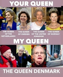 Pic #1 - We might be the oldest monarchy still existing we might have a cool queen Welcome to DenmarkXpost
