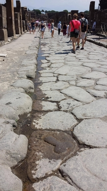 Pic #1 - Went to pompeii today Made it a quest to find a post from usynalchemist from a year ago