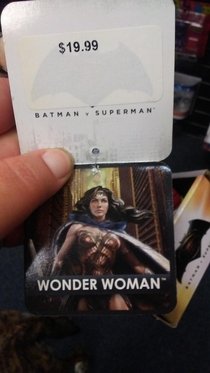 Pic #1 - Wonder woman not exactly what I expected