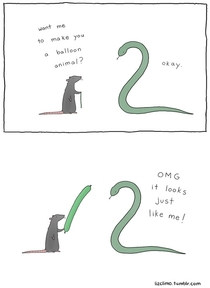 Pic #10 - Animal encounters guaranteed to cheer you up By Liz Climo