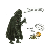 Pic #10 - Darth Vader and Son