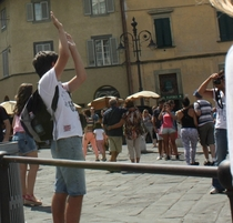 Pic #10 - I took a bunch of out of context photos while I was by the Leaning Tower of Pisa Italy