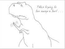 Pic #10 - If youre ever feeling sad just be grateful you arent a T-Rex
