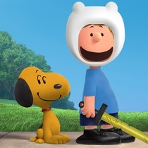 Pic #10 - Ive been creating Peanuts versions of some of my favorite shows