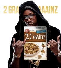 Pic #10 - Oh rappers and their cereal endorsments